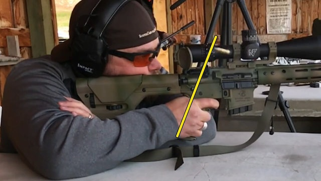 Rifle in the Bench Position