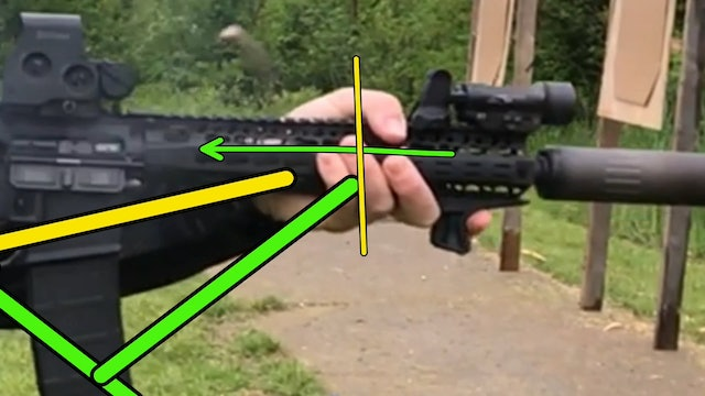 Rifle Grip Video Diagnostic Example 3