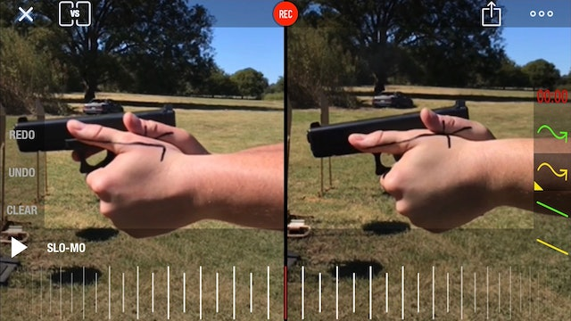 CFE LECTURE GRIP: NON FIRING HAND