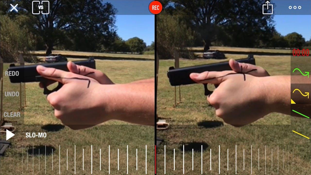 CFE LESSON Grip : Non-Firing Hand