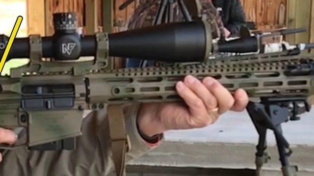 Rifle Shooting Shooting Position Bench