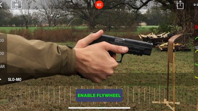 CFE LESSON Grip : Firing Hand, Thumb Up