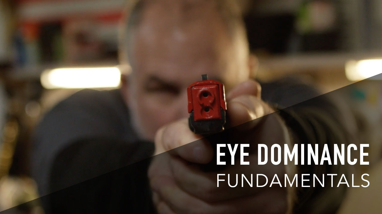EYE DOMINANCE FUNDAMENTALS