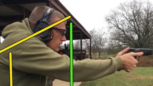 LEFTY STANCE: Pistol Video Diagnostics
