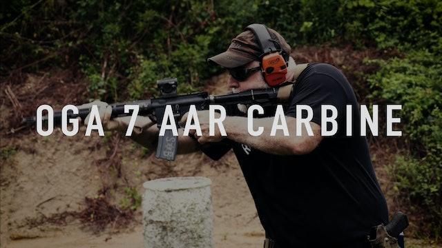 OGA 7 Carbine AAR