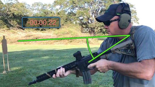 Left Handed Rifle Presentation