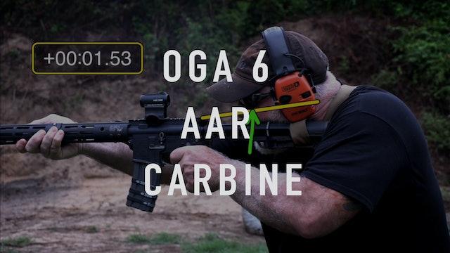 OGA 6 AAR Carbine