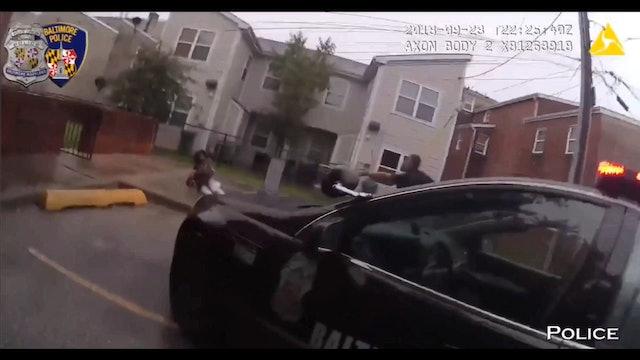 Baltimore Alley Shootout