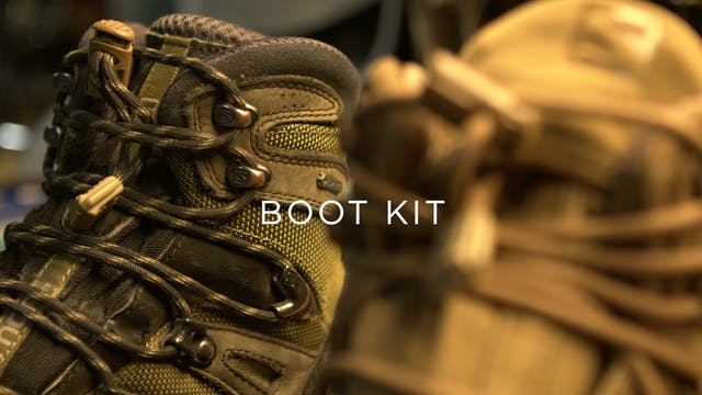 Sheriff of Baghdad Boot Kit
