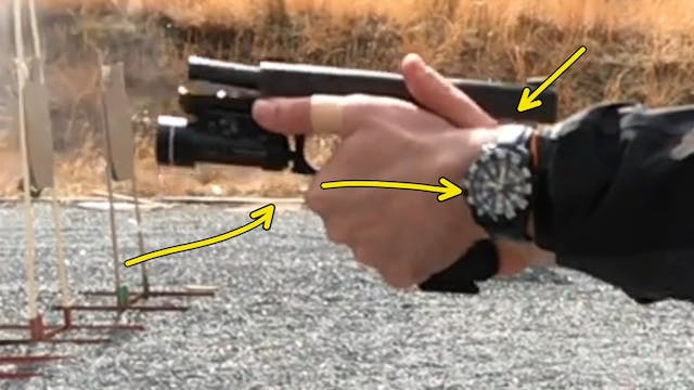 Yemen Pistol Drill Video Diagnostic E...