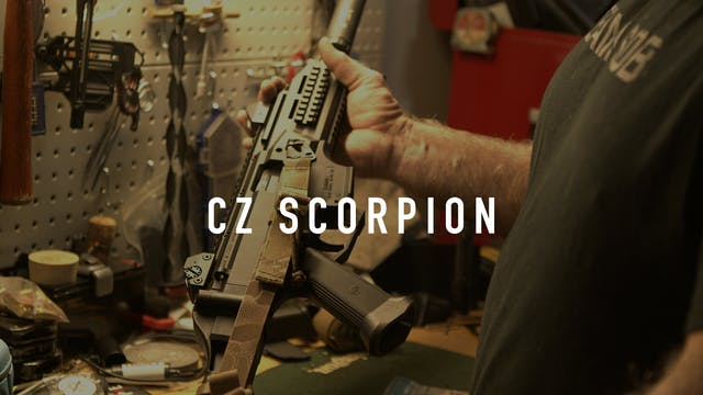 John's CZ Scorpion