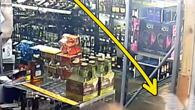 Liquor Store Shooting
