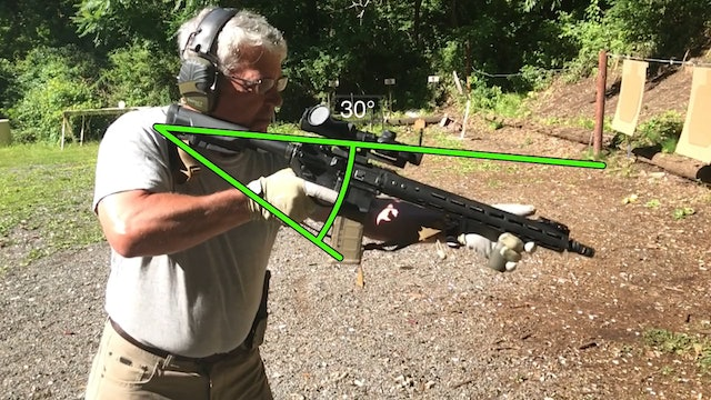 Rifle Presentation Video Diagnostic Example 1