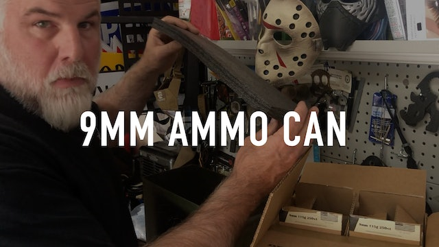 Packing a 9mm Ammo Can