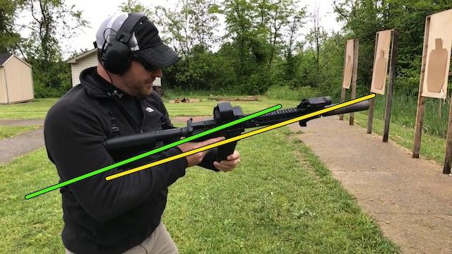 Rifle Reload Video Diagnostic