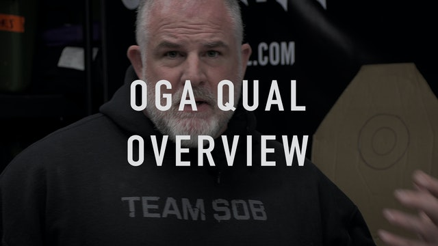 OGA Qualification Overview