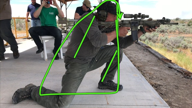 Rifle Kneeling Video Diagnostic 2