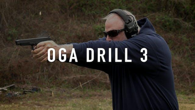 OGA DRILL 3 Pistol