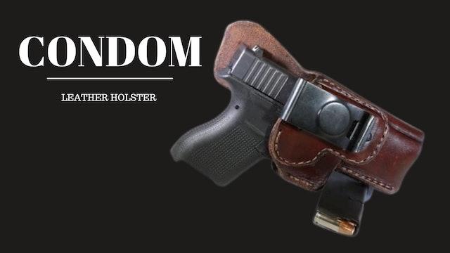 CONDOM HOLSTER