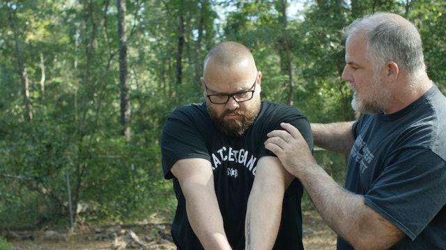 GEOMETRY: Non Firing Shoulder