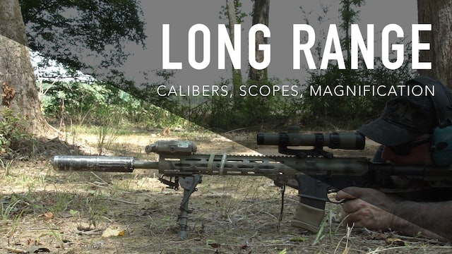 LONG RANGE BASICS