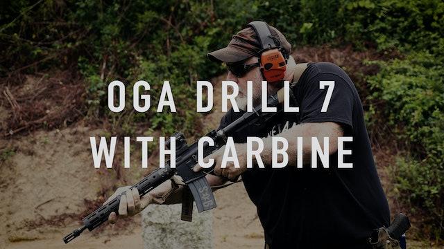 "OGA 7 ""Live FIre"" Carbine"