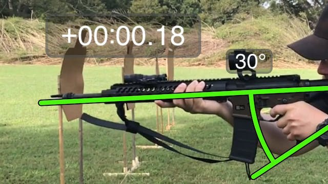 Rifle Presentation Video Diagnostic