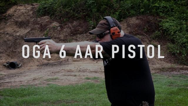 OGA 6 AAR Pistol