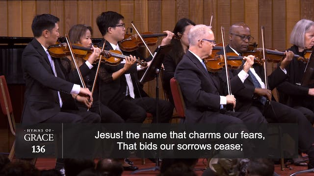 O for a Thousand Tongues to Sing (Hym...