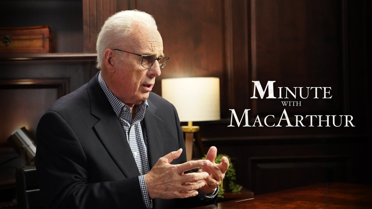 Minute with MacArthur