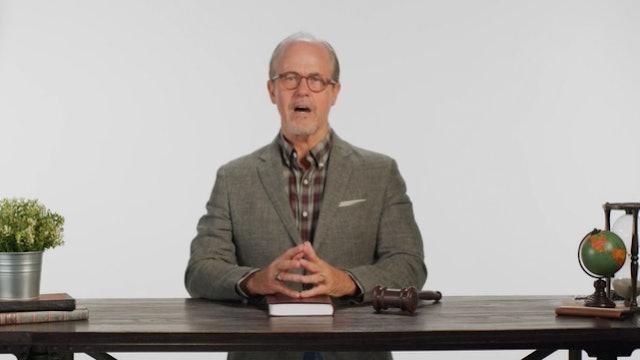 Lesson 6 - God Preserves Noah