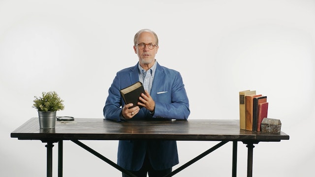 Lesson 12 - The Bible is Perfect