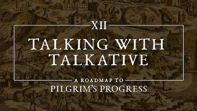 Talking with Talkative