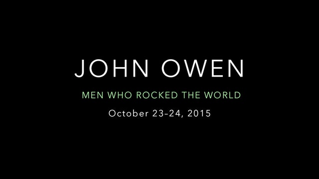 John Owen Highlight