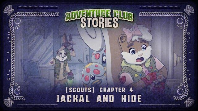 Jackal and Hide