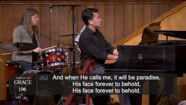 I Will Glory in My Redeemer (Hymn 196)