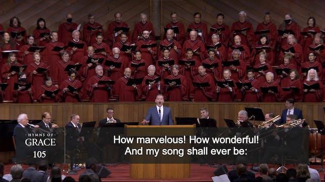 My Savior's Love (Hymn 105)