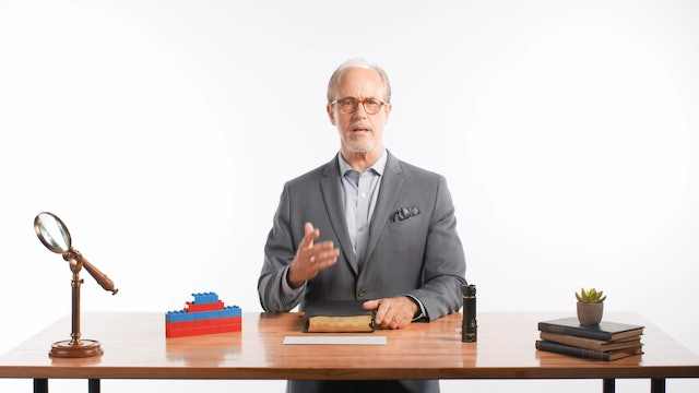 Lesson 1 - The Church is Made Up of Christians
