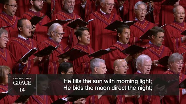 Give to Our God Immortal Praise (Hymn...
