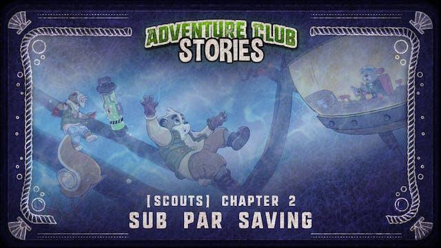 Sub Par Saving