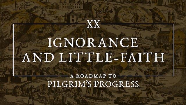 Ignorance and Little-Faith