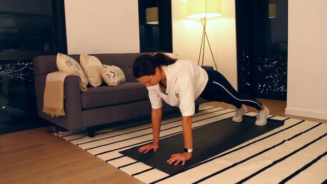 Week 2, Core Workout