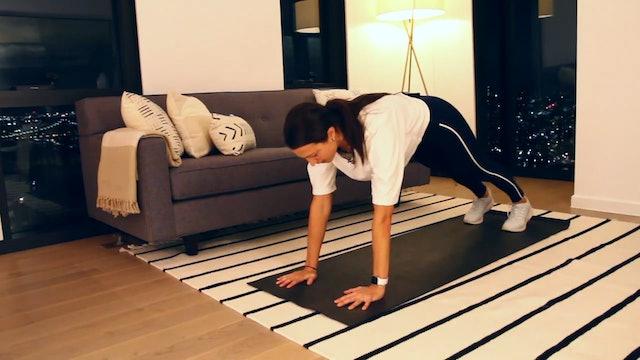 Week 3, Core Workout