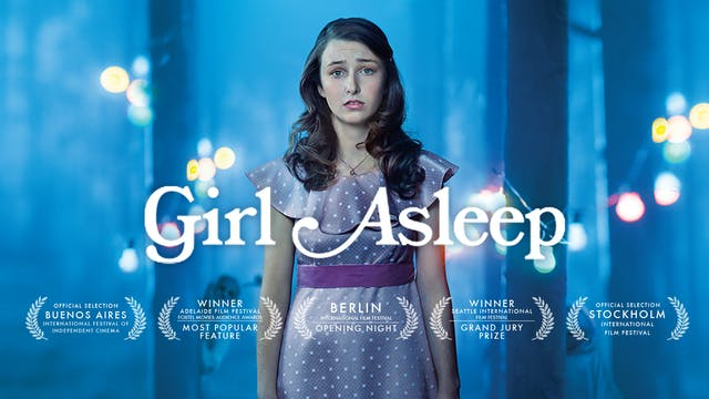 The Sebastiani Theatre Presents: Girls Asleep