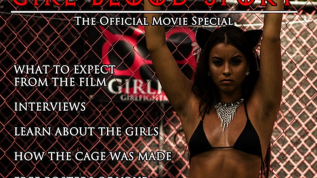 The Ultimate Guide to Girl Blood Sport: The Official Movie Special Magazine