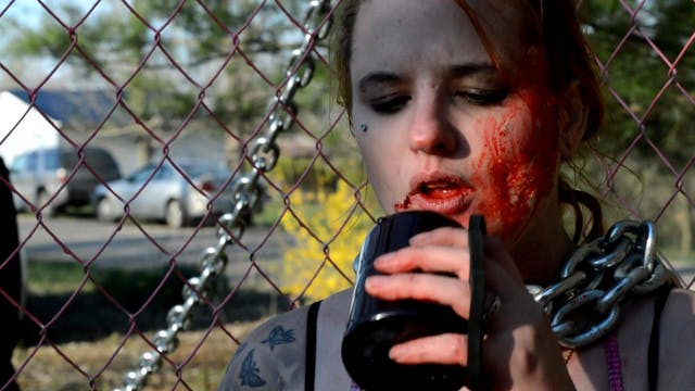 Girl Blood Sport (2020) Gag Reel - female mma tournament horror parody nightmare