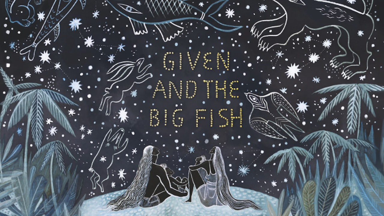 Given and The Big Fish children's ebook pack