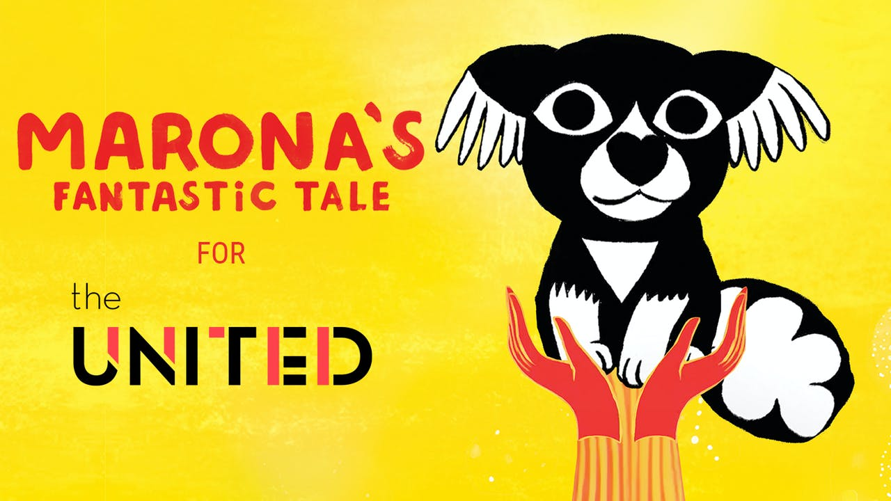 United Theatre presents MARONA'S FANTASTIC TALE