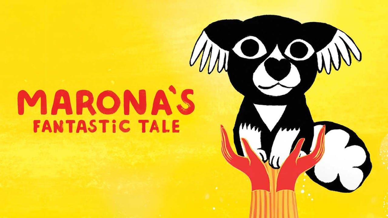 Varsity Theatre presents MARONA'S FANTASTIC TALE