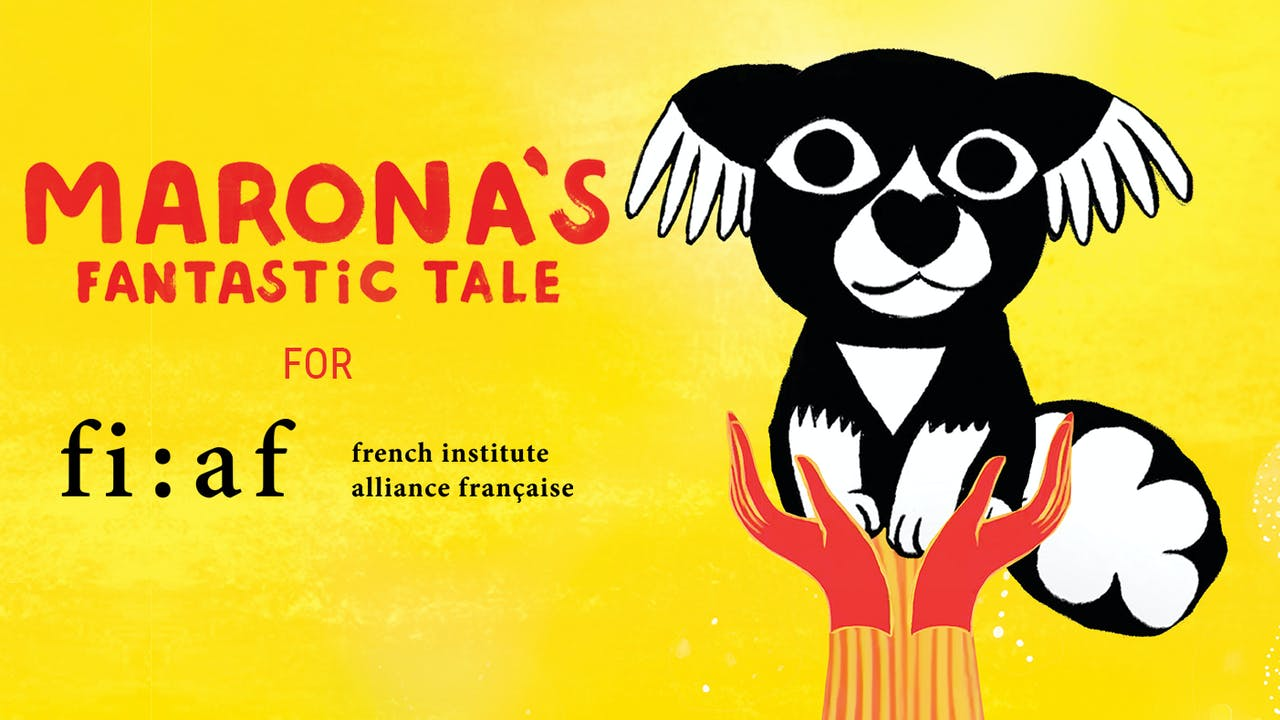 FIAF presents MARONA'S FANTASTIC TALE